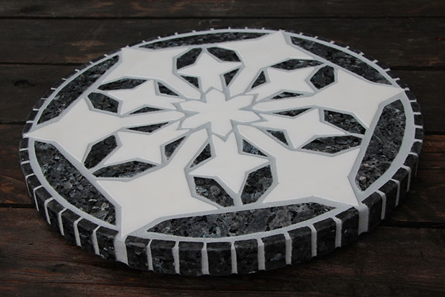 Stone Art & Mosaics Gift Items - Lazy Susans